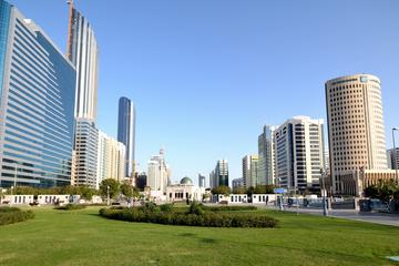 Abu Dhabi Shore Excursion: Private City Highlights