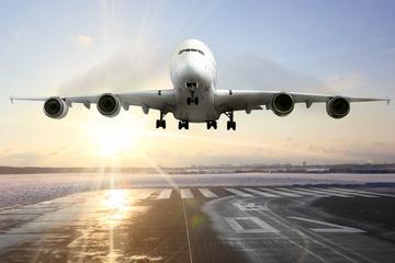 All'arrivo all'aeroporto di Muscat