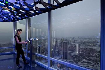 Burj Khalifa: At the Top (125th floor) & Dubai Aquarium Combo Entrance
