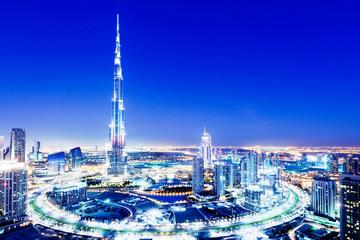 Burj Khalifa Observation Deck Admission in Dubai