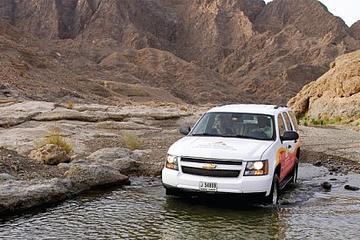 Circuit en 4x4 à Hatta Heritage Village et dans le désert des Émirats...