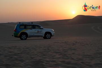 Overnight Desert Safari with BBQ...
