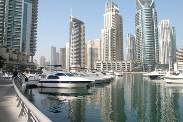 Privattur: Halvdagstur med sightseeing i Dubai