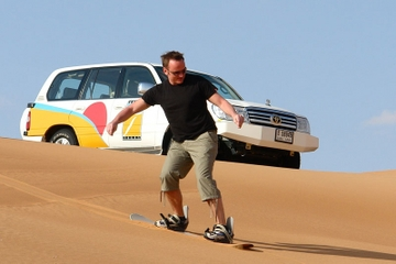 Safari aventure privé en 4x4 et surf sur les dunes