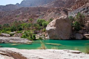 Safari dei wadi in fuoristrada 4X4