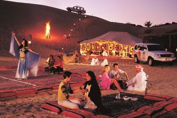 Safari en vehículo todoterreno en el desierto de Dubái con paseo en...