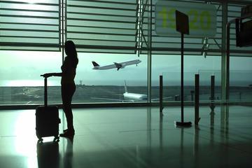 Servizio di trasferimento con mezzi privati all'arrivo all'aeroporto
