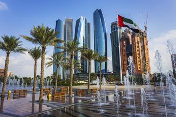 Tour dello sviluppo urbano di Abu