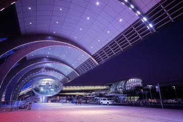 Trasferimento privato alla partenza all'aeroporto di Dubai