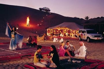 Utflykt iland i Dubai: privat äventyrssafari i öknen med ...