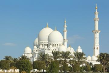 Visita turística por la ciudad de Abu Dhabi, la Joya Árabe