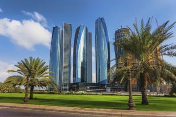 Visite des gratte-ciels d'Abou Dhabi et des lieux emblématiques de la...