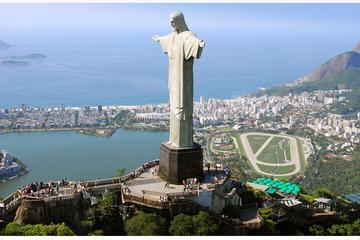 Halbtägige Besichtigungstour in Rio...