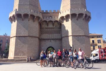 Fahrradtour zu den Sehenswürdigkeiten von Valencia