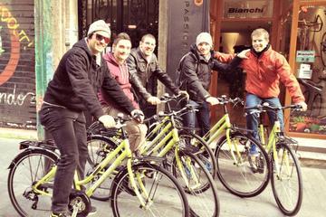 Recorrido en bicicleta con cervezas por Valencia