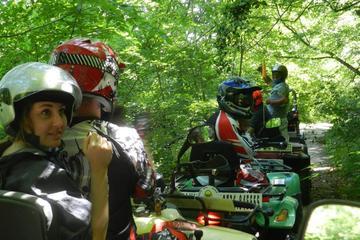 Quad Experience in Marche Region