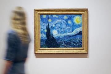 Ingresso con biglietto Saltafila per il Museum of Modern Art (MoMA)