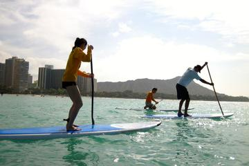 Private Group Stand-Up Paddling...