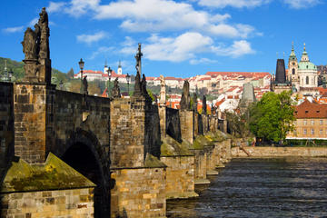 One Day Walking Tour of Prague in Italian