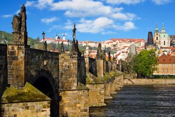 Tour a piedi di Praga di una giornata
