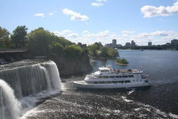 Crucero turístico histórico por el río Ottawa