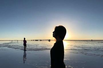 Full Day Shared Tour to Uyuni Salt Flats including sunset