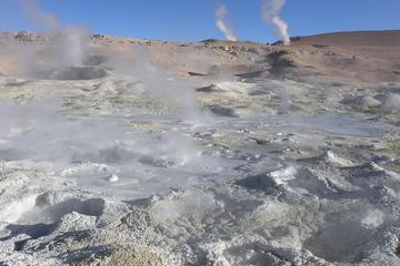 Geisers del Tatio and Pueblo de Machuca Tour from San Pedro de Atacama