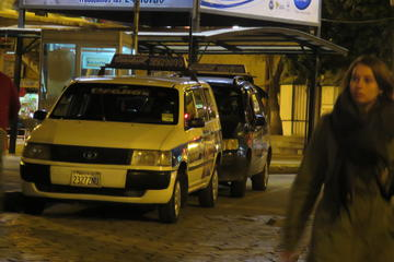 One-Way Private Transfer from Airport to Hotels in La Paz