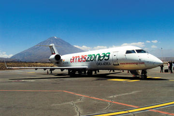 Private Arrival Transfer: Uyuni Internacional Airport to Uyuni Hotels