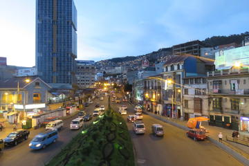 Private City Tour La Paz-Bolivia