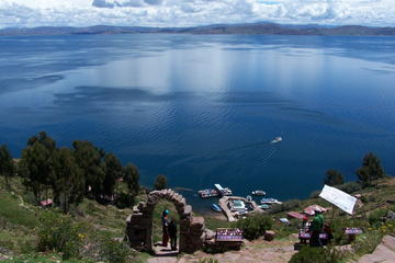 Private Full-Day Tour Titicaca Lake and Copacabana