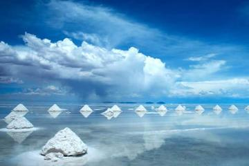 Private Uyuni Salt Flats Full-Day Circuit from Uyuni
