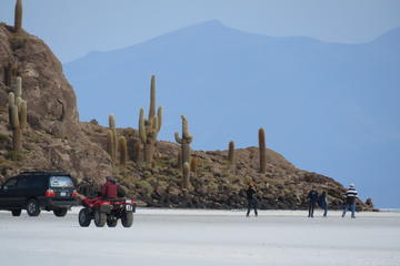 Private Uyuni Salt Flats Full Day Tour