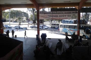Turistic Bus to Calama Chile from Uyuni