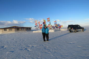 Uyuni Salt Flats Luxury Tour From La...