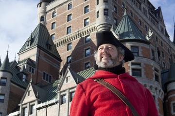 Visite guidée de l'hôtel Fairmont Le Château Frontenac à Québec