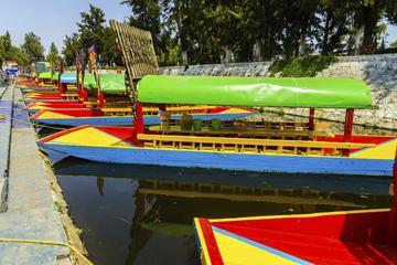 Bootstrip nach Xochimilco und Kulturreise