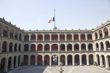 Führung zur oberen und unteren Architektur in Mexiko-Stadt