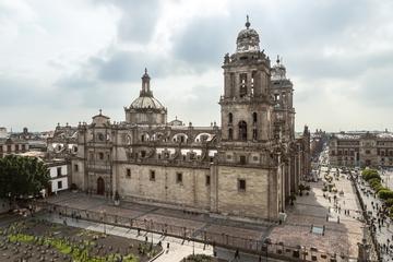 Interaktiver Spaziergang durch den historischen Teil von Mexiko-Stadt