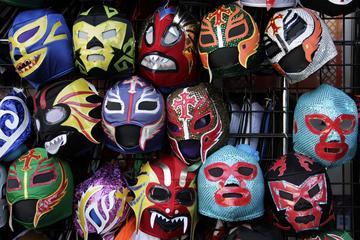 Kunst- und Kitsch-Spaziergang in Mexiko-Stadt