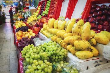Marktführung in kleiner Gruppe in Mexiko-Stadt