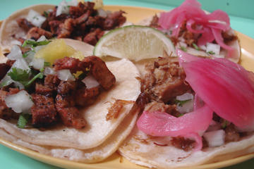 Taco Insider's Food Tour in Mexico City with a Local