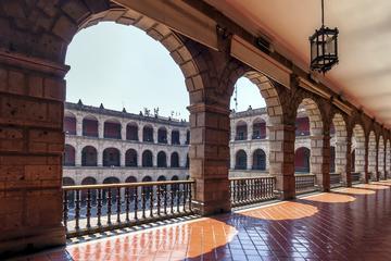 Visita a pie de los tesoros ocultos de Ciudad de México