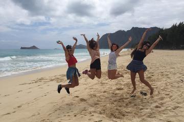 Oahu-Inselrundreise in kleiner Gruppe