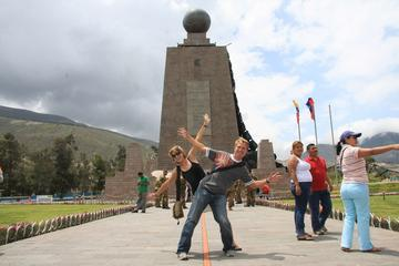 Excursão de dia inteiro no Monumento Middle of the World saindo de...