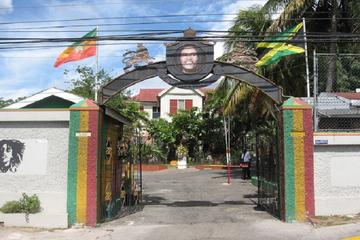 Bob Marley Museum Jamaica Tour From Kingston