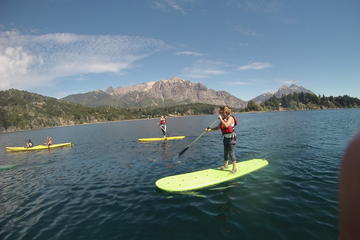 1.5-Hour Lago Gutierrez Paddle Boarding Tour from Bariloche