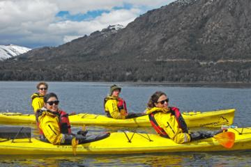 Lago Gutierrez Half-Day Kayak Tour from Bariloche