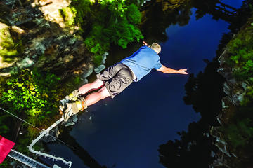 Book Nanaimo Bungy Jump on Viator