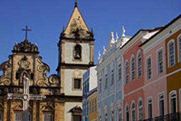 Recorrido panorámico por la ciudad de Salvador de medio día de...